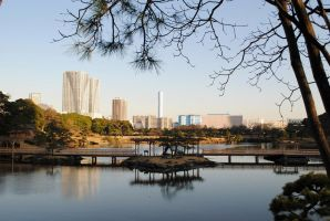 Hamaryukyu Gardens by Kitty-Kibbles