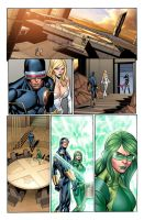 Uncanny X-Men 10 by GURU-eFX