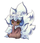 Shiny Whimsicott animation by Midna01