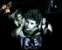 lestat louis claudia vampire family by rosaflowerpower
