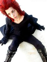 Axel - My Heaven by theycriedwolf