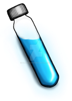 Zydrate Vial by charmdemon