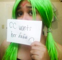 CC wants by loligoth13