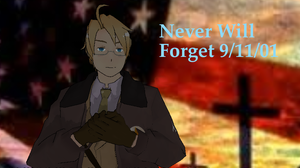 Never Will Forget 9 11 by SuicideParker