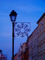 Torun in snow 7 by xxtasiaxx