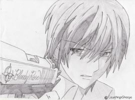 Vampire Knight Zero by CountingxSheeps