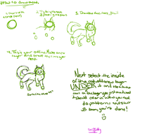 Cat tutorial by Sia-Kitty