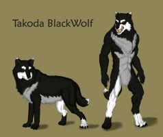 BlackWolfDS request by Howlitzer
