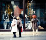 Window shoppers by Vejuel