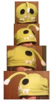 Anglerfish Hat Montage by jibtbib