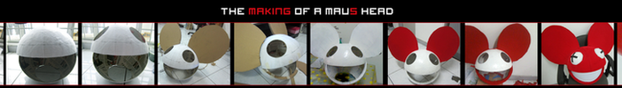 Making of a Mau5 Head by razzann