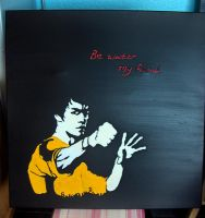 Bruce Lee by ianwilgaus