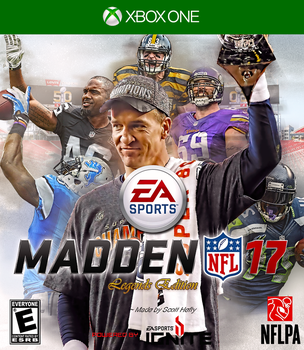 Madden 17 - Legends-Edition by Stealthy4u
