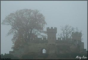 Misty Ruins by CraigHadfield