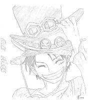 Luffy, believes in your brothers ... by Emma-is-drawing