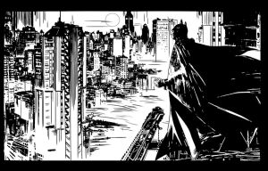 Batman Begins by PhillieCheesie