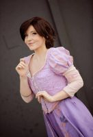 Rapunzel - Japan Expo 2015 by Childishx