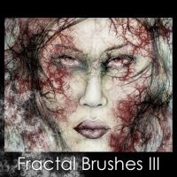 Fractal Brushes III by greenaleydis-stock