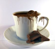 Chocolate Frog by Like4real
