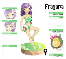 MS: Fragaria Stage 3 by juli3e
