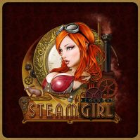 Steamgirl by Pintureiro