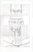 ClownTown Page 14 Pencils by ShotgunZen