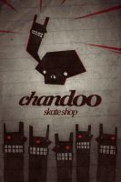chandoo skate shop by linnch