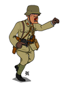 WWII Chinese Army 1937 by darthpandanl
