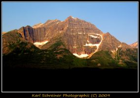 Fryatt Mountain by KSPhotographic