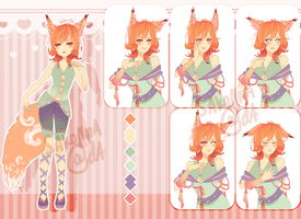 ClgC: Custom layered gif Character by sakonma