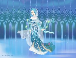 Sailor Neptune's Mother by Arimus79