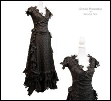 Dress Annecy, Somnia Romantica by Marjolein Turin by SomniaRomantica