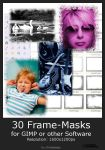 30 Frame-Masks by Chrisdesign