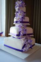Wedding cake vr.2 by applepiewithcheese