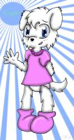 Krypto the Superpup :REQUEST: by BabyChrisFox