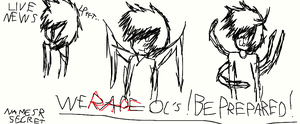 The OC Rapists - i have created some beasts 4 fun by UnicornOfShadows
