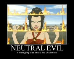 Azula: The Perfect Motivator? by JesusCannon134