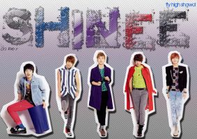SHINEE by annisaretry