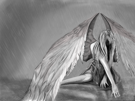 When Angels Weep by MickyDuff