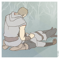 Merlin: Give Him a Moment (spoilers) by Nevheera