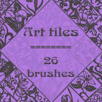Art Tiles by rL-Brushes