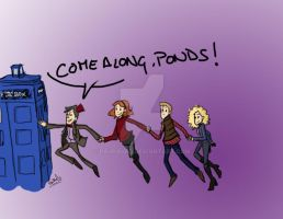 Come along Ponds! by PauPaufg