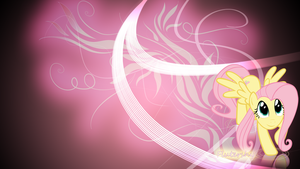 FluttershyWallpaper 1920x1080 by AncientKale