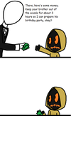 Little comic thingy by ServiceDroneNeenee