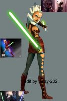 ahsoka by tezzy-202