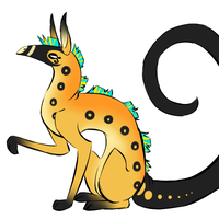 Egyptian dragon adopt closed by eco226