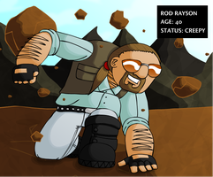 SPC: Meet Rod Rayson by Calicard