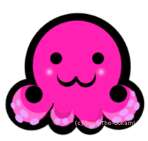 Mister Octopus by Jesse-The-Ookami