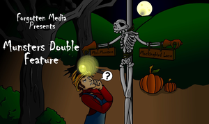 Title Card: Munsters Double Feature by TheQueenOfManga
