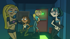 Total Drama Zombies by VaultMan